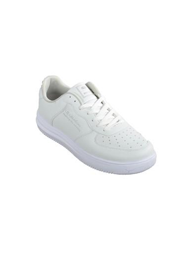 Bestof Bestof 042 Siyah Erkek Spor Ayakkabı Beyaz